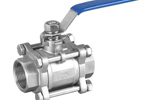 SS BALL VALVE 3PC